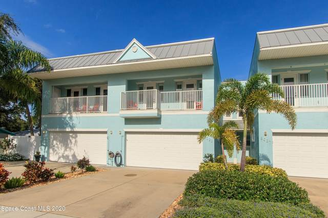8023 Magnolia Avenue, Cape Canaveral, FL 32920 (MLS #898821) :: Premium Properties Real Estate Services