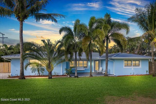 348 Sherwood Avenue, Satellite Beach, FL 32937 (MLS #898831) :: Premium Properties Real Estate Services