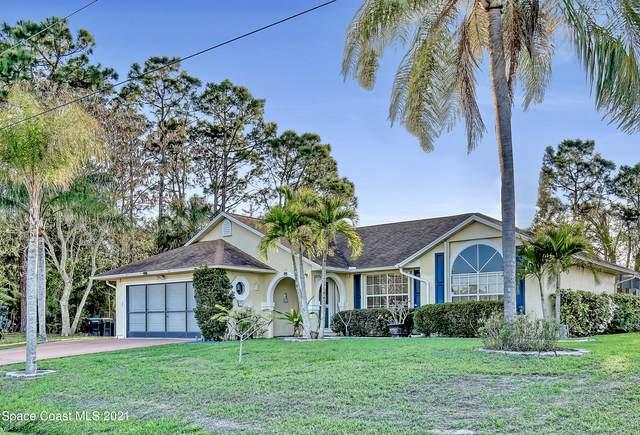 1598 Eldron Boulevard SE, Palm Bay, FL 32909 (MLS #898832) :: Premium Properties Real Estate Services