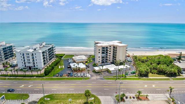 1343 Highway A1a 4-C, Satellite Beach, FL 32937 (MLS #898846) :: Premium Properties Real Estate Services