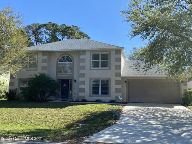 827 Gera Avenue NW, Palm Bay, FL 32907 (MLS #898851) :: Premium Properties Real Estate Services
