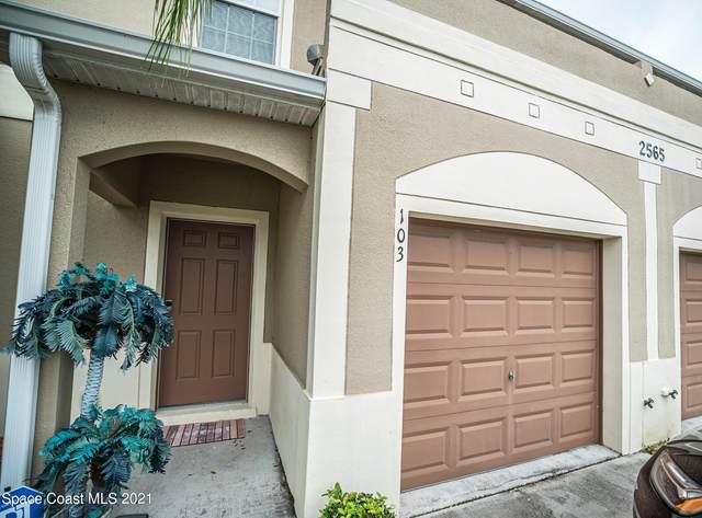 2565 Revolution Street #103, Melbourne, FL 32935 (MLS #898865) :: Premium Properties Real Estate Services