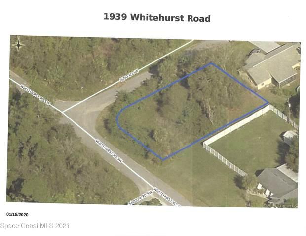 1939 Whitehurst Road SW, Palm Bay, FL 32908 (MLS #898867) :: Premium Properties Real Estate Services
