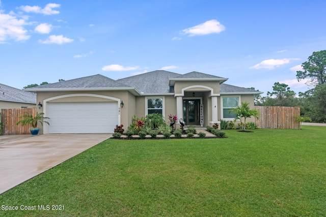 791 Berkley Street SE, Palm Bay, FL 32909 (MLS #898868) :: Premium Properties Real Estate Services