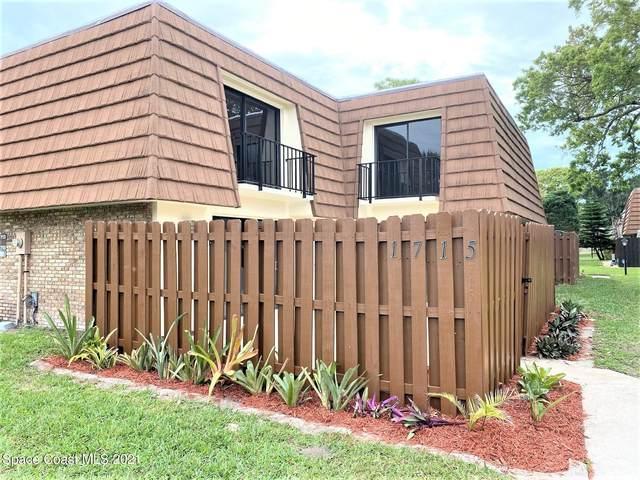 1715 Dan Court NE, Palm Bay, FL 32905 (#898874) :: The Reynolds Team/ONE Sotheby's International Realty