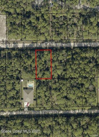 550 Lang Road SW, Palm Bay, FL 32908 (MLS #898886) :: Premium Properties Real Estate Services