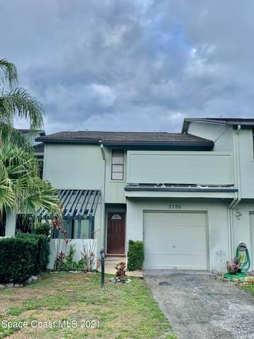 2286 Heritage Drive, Titusville, FL 32780 (MLS #898888) :: Premium Properties Real Estate Services