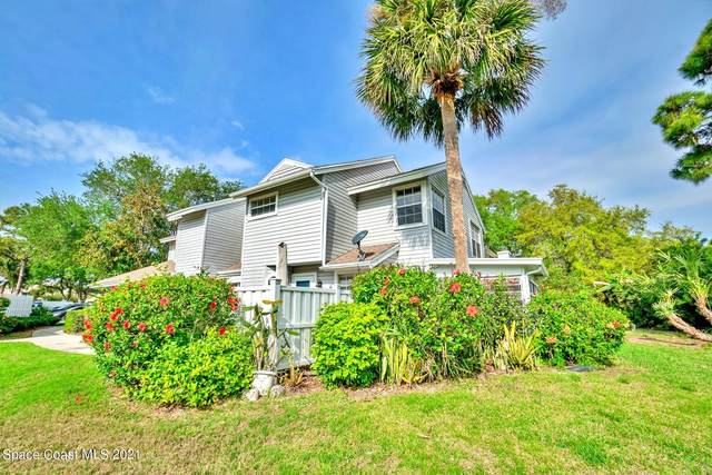 725 Fairway Drive, Melbourne, FL 32940 (MLS #898909) :: Engel & Voelkers Melbourne Central