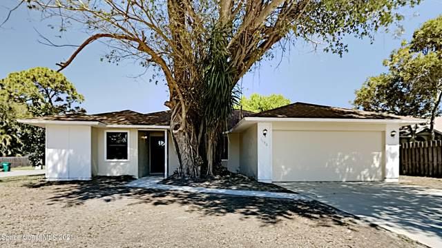 1150 Redwood Road, Merritt Island, FL 32952 (MLS #898939) :: Premium Properties Real Estate Services