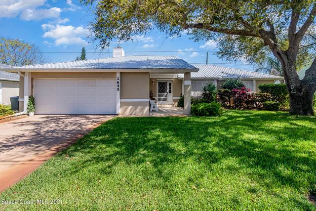 2645 Raintree Lake Circle, Merritt Island, FL 32953 (MLS #898940) :: Premium Properties Real Estate Services