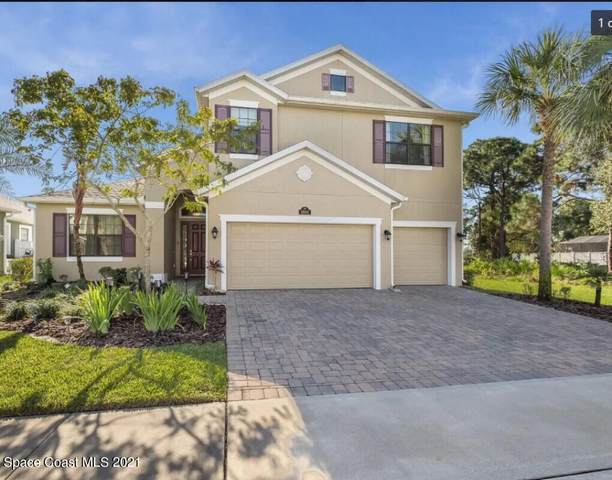 1006 Shiloh Drive, Melbourne, FL 32940 (MLS #898949) :: Coldwell Banker Realty