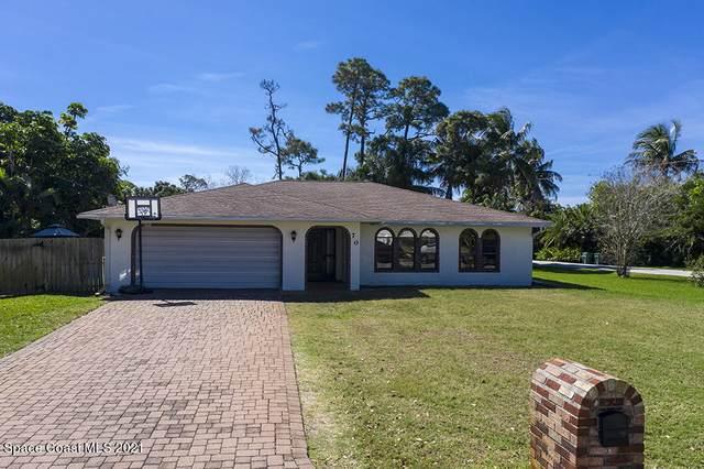 70 Venetian Way, Indian Harbour Beach, FL 32937 (MLS #898950) :: Premium Properties Real Estate Services