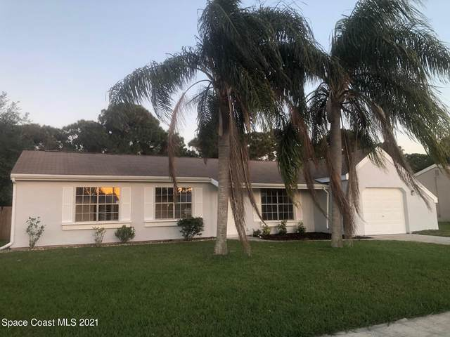 1015 Hooper Avenue NE, Palm Bay, FL 32905 (MLS #898952) :: Coldwell Banker Realty