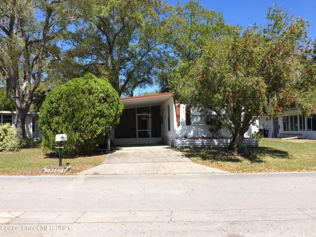 353 Holiday Park Boulevard NE, Palm Bay, FL 32907 (MLS #898962) :: Coldwell Banker Realty