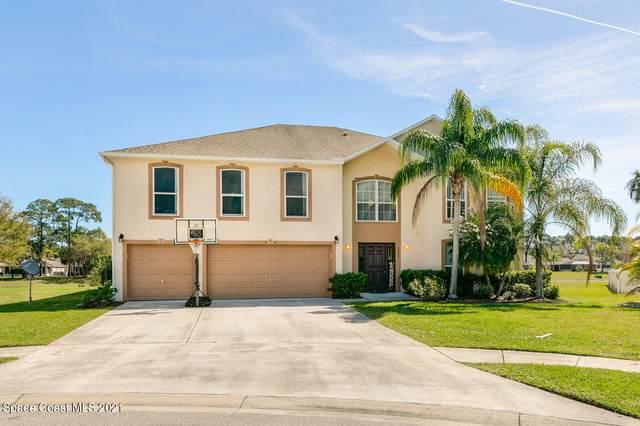 1501 Las Palmos Drive SW, Palm Bay, FL 32908 (MLS #898980) :: Dalton Wade Real Estate Group