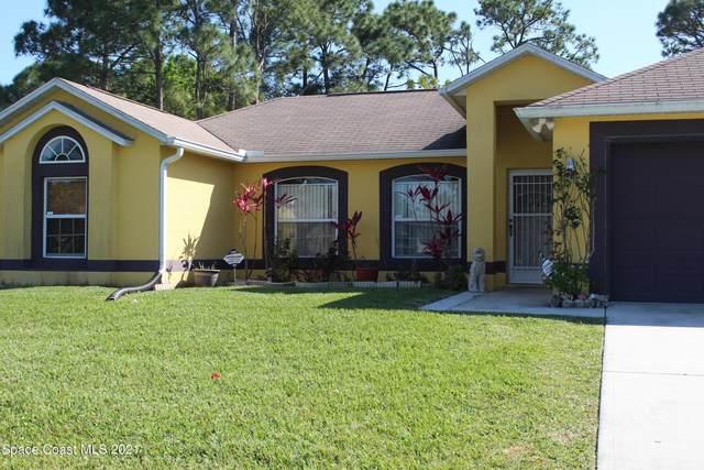 1526 Heartwellville Street NW, Palm Bay, FL 32907 (MLS #898988) :: Dalton Wade Real Estate Group