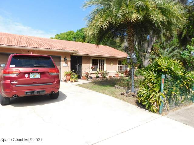 1271 Meadowbrook Road NE, Palm Bay, FL 32905 (MLS #898999) :: Premium Properties Real Estate Services