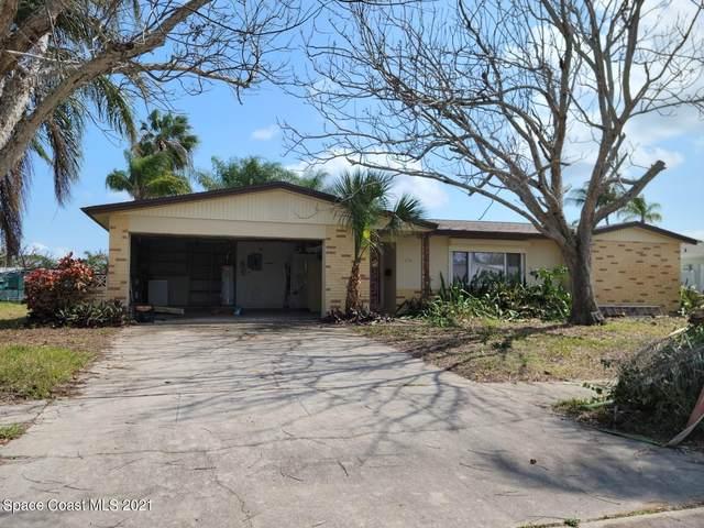 421 Eagle Drive, Satellite Beach, FL 32937 (MLS #899006) :: Premium Properties Real Estate Services