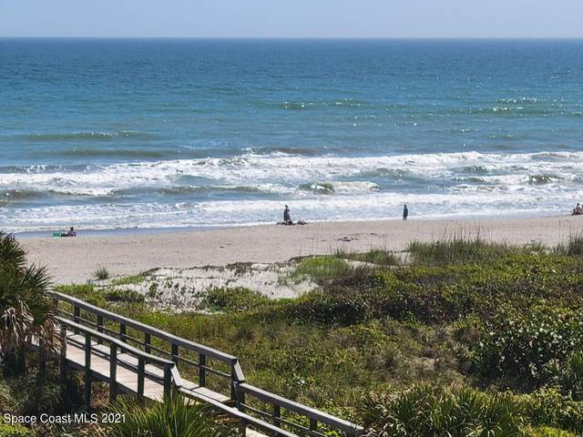 4600 Ocean Beach Boulevard #503, Cocoa Beach, FL 32931 (MLS #899009) :: Premium Properties Real Estate Services