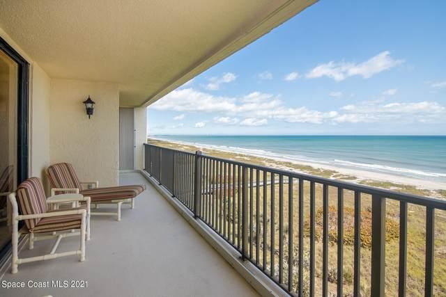 1860 N Atlantic Avenue #706, Cocoa Beach, FL 32931 (MLS #899010) :: Premium Properties Real Estate Services