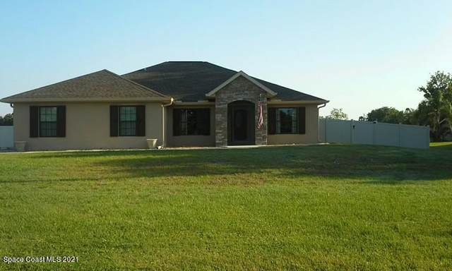 4968 Hamlin Circle, Mims, FL 32754 (MLS #899015) :: Premium Properties Real Estate Services