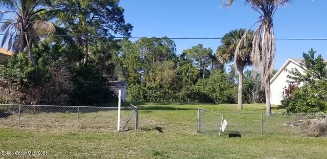 795 Raleigh Road SE #50, Palm Bay, FL 32909 (MLS #899024) :: Armel Real Estate