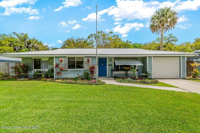 1381 Knollwood Road NE, Palm Bay, FL 32907 (MLS #899053) :: Premium Properties Real Estate Services