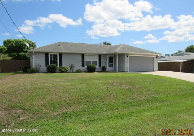 6619 Dixie Avenue, Cocoa, FL 32927 (MLS #899074) :: Engel & Voelkers Melbourne Central
