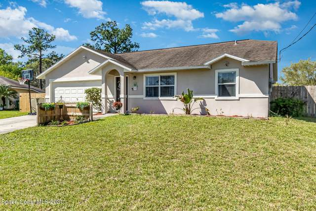 6836 Dill Avenue, Cocoa, FL 32927 (MLS #899117) :: Engel & Voelkers Melbourne Central