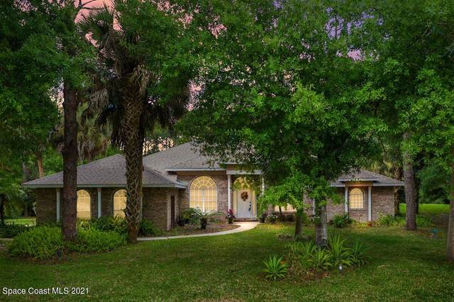 2680 Crooked Antler Drive, Melbourne, FL 32934 (MLS #899135) :: Premium Properties Real Estate Services