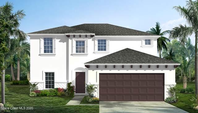 676 Corbin Circle SW, Palm Bay, FL 32908 (MLS #899146) :: Keller Williams Realty Brevard