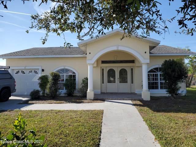 3222 Redwood Lane, Melbourne, FL 32901 (MLS #899207) :: Premium Properties Real Estate Services