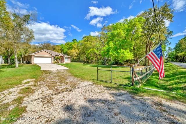 4590 Tangelo Avenue, Cocoa, FL 32926 (MLS #899213) :: Blue Marlin Real Estate