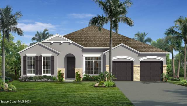 1354 Illinois Street NW, Palm Bay, FL 32907 (MLS #899235) :: Engel & Voelkers Melbourne Central