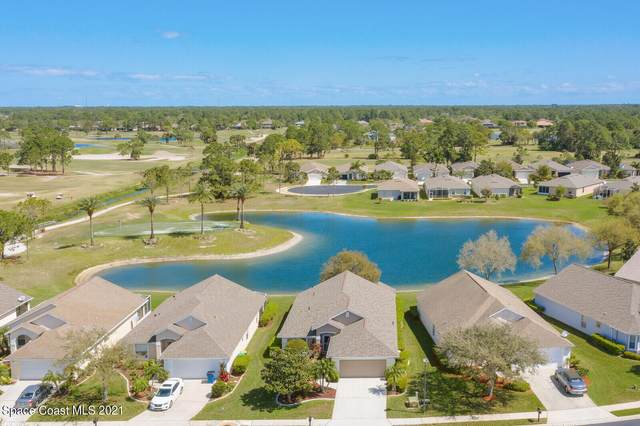 733 Morning Cove Circle SE, Palm Bay, FL 32909 (MLS #899259) :: Blue Marlin Real Estate