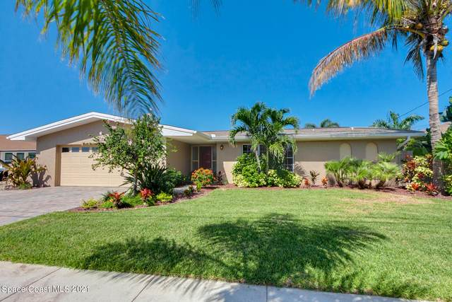 1675 Westport Road, Merritt Island, FL 32952 (MLS #899268) :: Engel & Voelkers Melbourne Central