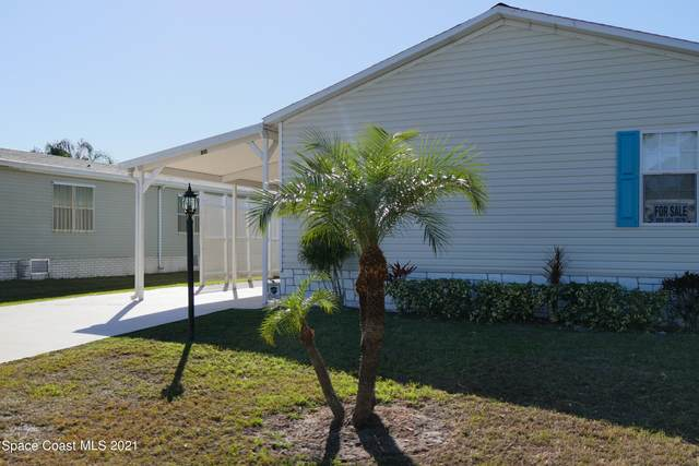 801 Lychee Drive, Barefoot Bay, FL 32976 (MLS #899269) :: Premium Properties Real Estate Services