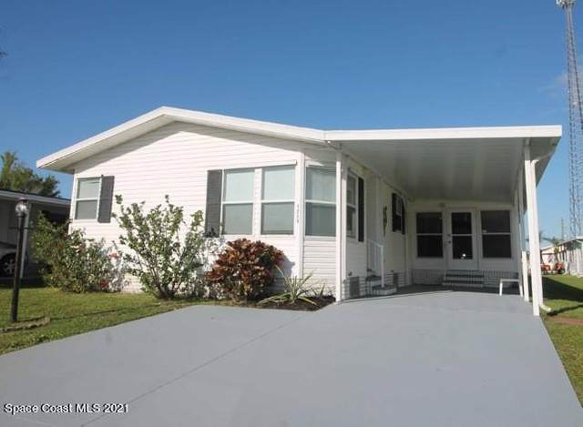 1215 Calusa Drive, Sebastian, FL 32976 (MLS #899272) :: Engel & Voelkers Melbourne Central