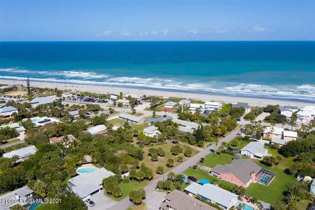 202 2nd Avenue, Melbourne Beach, FL 32951 (MLS #899306) :: Premium Properties Real Estate Services