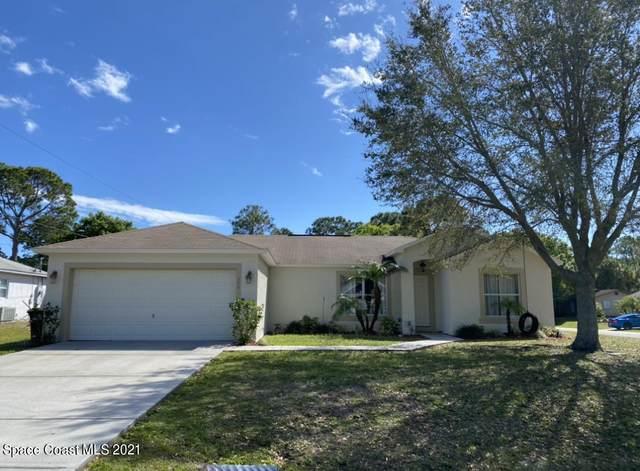 399 Trembley Avenue SW, Palm Bay, FL 32908 (MLS #899322) :: Engel & Voelkers Melbourne Central