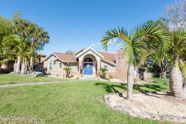 3202 High Point Drive, Cocoa, FL 32926 (MLS #899350) :: Premium Properties Real Estate Services