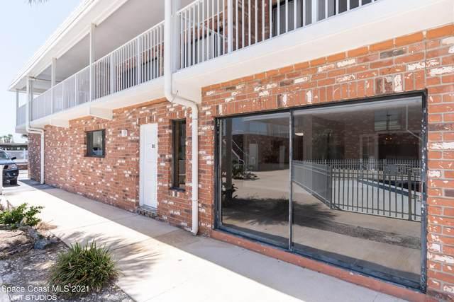 5000 Ocean Beach Boulevard D1, Cocoa Beach, FL 32931 (MLS #899374) :: Premium Properties Real Estate Services