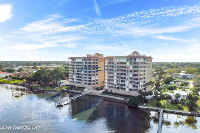 3205 S Washington Avenue #601, Titusville, FL 32780 (MLS #899381) :: Premium Properties Real Estate Services