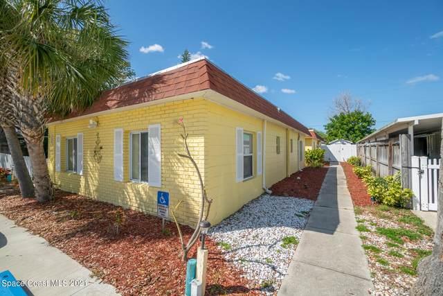 222 Madison Avenue A, B, C,, Cape Canaveral, FL 32920 (MLS #899408) :: Premium Properties Real Estate Services