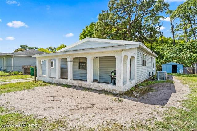 409 Lincoln Road, Cocoa, FL 32926 (MLS #899423) :: Engel & Voelkers Melbourne Central