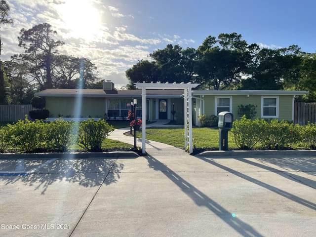 996 S Wickham Road Road, West Melbourne, FL 32904 (MLS #899449) :: Premium Properties Real Estate Services