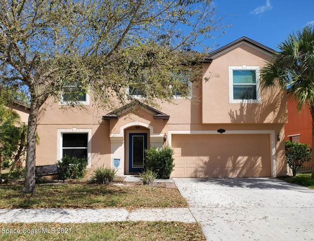 295 Dryden Circle, Cocoa, FL 32926 (MLS #899457) :: Premium Properties Real Estate Services