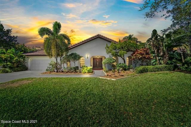 458 Rio Casa Drive N, Indialantic, FL 32903 (MLS #899479) :: Premium Properties Real Estate Services