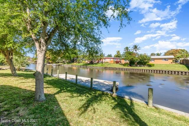 317 Berkeley Street, Satellite Beach, FL 32937 (MLS #899543) :: Blue Marlin Real Estate