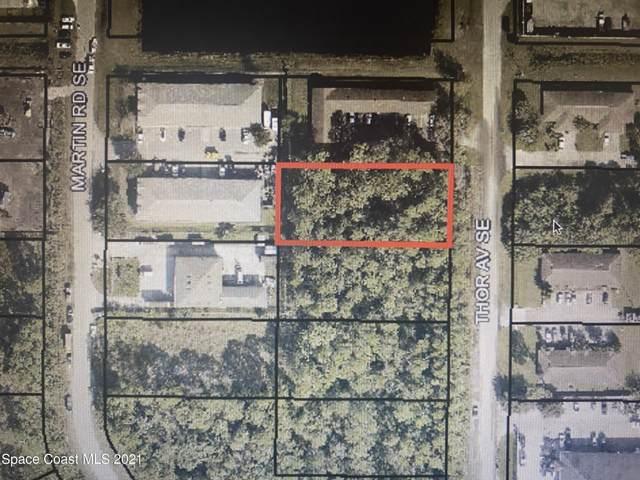 490 Thor Avenue SE, Palm Bay, FL 32909 (MLS #899545) :: Blue Marlin Real Estate